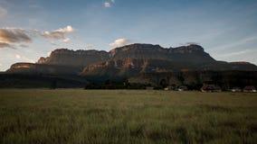 伟大的大草原,委内瑞拉 免版税库存图片