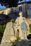 伟大的战争纪念碑 免版税库存照片