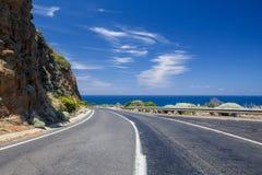 伟大的海洋高速公路 库存照片