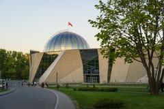 伟大的爱国战争博物馆,米斯克,白俄罗斯 免版税图库摄影