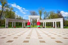 伟大的爱国战争博物馆 库存照片
