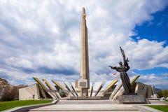 伟大的爱国战争博物馆 图库摄影