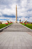 伟大的爱国战争博物馆 免版税库存图片