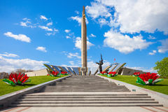 伟大的爱国战争博物馆 库存图片