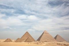 伟大的金字塔 免版税图库摄影