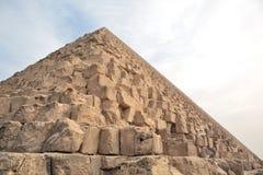 伟大的金字塔 免版税库存图片