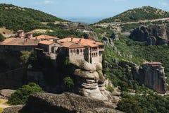 伟大的Meteoron的修道院 库存图片