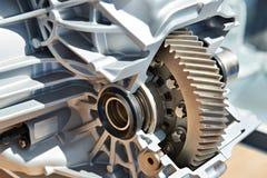主传动齿轮在自动传输的 免版税图库摄影