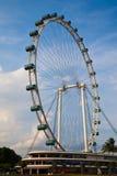 传单新加坡 免版税图库摄影