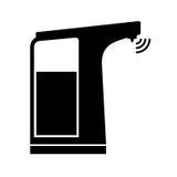 传感器肥皂分配器 库存照片
