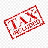 传染媒介不加考虑表赞同的人作用,税包括,在透明作用背景 向量例证