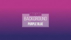 传染媒介五颜六色的摘要紫色蓝色背景,现代例证 免版税库存照片