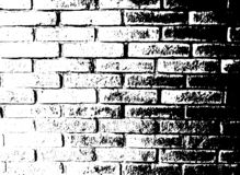 传染媒介单色难看的东西背景 背景砖例证纹理墙壁 难看的东西困厄剪影邮票覆盖物作用 皇族释放例证