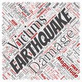 传染媒介地震活动 向量例证
