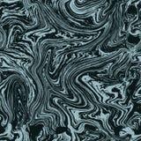 传染媒介大理石无缝的样式 在黑暗的背景的大理石紫色样式 向量例证