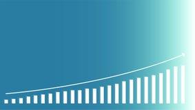 传染媒介抽象连通性企业概念增加 库存例证
