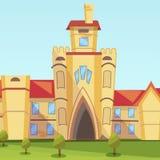 传染媒介概念例证大厦学院 向量例证