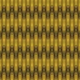 传染媒介现代几何无缝的样式 套金黄无缝的背景 免版税库存图片