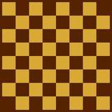 传染媒介现代棋盘背景设计 向量例证