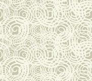 传染媒介领带染料无缝的样式 手拉的shibori印刷品 库存照片