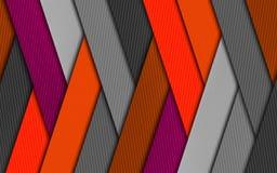 传染媒介颜色被画的背景 免版税图库摄影