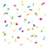 传染媒介五彩纸屑 向量例证