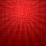 抽象红色难看的东西背景 免版税库存照片
