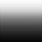 传染媒介减少的半音小点 免版税库存图片