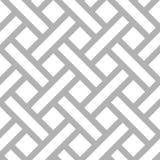 传染媒介几何对角木条地板样式 皇族释放例证