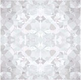 传染媒介多角形 抽象多角形几何三角背景 库存图片
