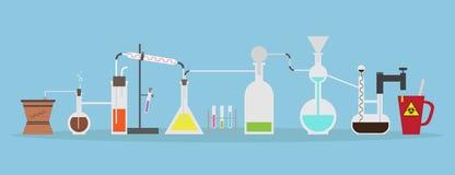 传染媒介实验室 免版税库存图片