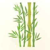 传染媒介平的竹子种植例证 皇族释放例证