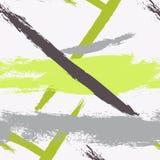 传染媒介当代几何手拉的三角纹理 花梢行家孟菲斯卡片 纹理90, 80样式 向量例证