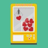 传染媒介心脏机器 库存照片