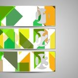 传染媒介您的设计的网元素 免版税库存图片