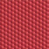 传染媒介抽象红色背景 向量例证