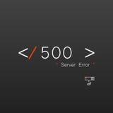 传染媒介抽象背景500连接错误服务器 库存照片