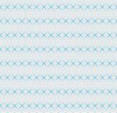 传染媒介无缝的样式,被构造的蓝色 库存图片