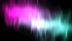 传染媒介极光borealis北极光 免版税图库摄影
