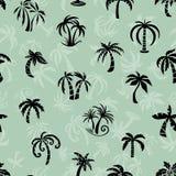 传染媒介棕榈旅行样式 向量例证