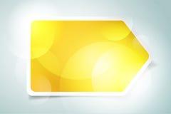 传染媒介横幅infographic模板 进程 免版税库存照片