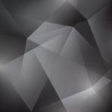 传染媒介灰色抽象背景 库存图片