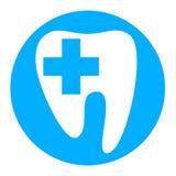 传染媒介-牙医 免版税库存图片