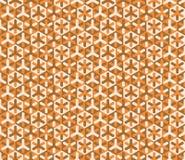 传染媒介现代无缝的五颜六色的几何样式 免版税库存图片