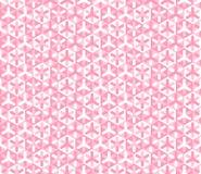 传染媒介现代无缝的五颜六色的几何样式 免版税库存照片