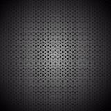 传染媒介碳纤维背景纹理网 免版税库存图片