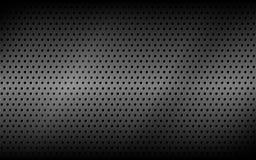 传染媒介背景钢纹理黑暗的坚实概念 库存照片