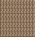 传染媒介被编织的几何样式 图库摄影