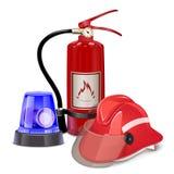 传染媒介防火概念 库存图片