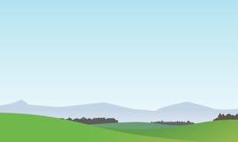 传染媒介风景背景1 免版税库存图片